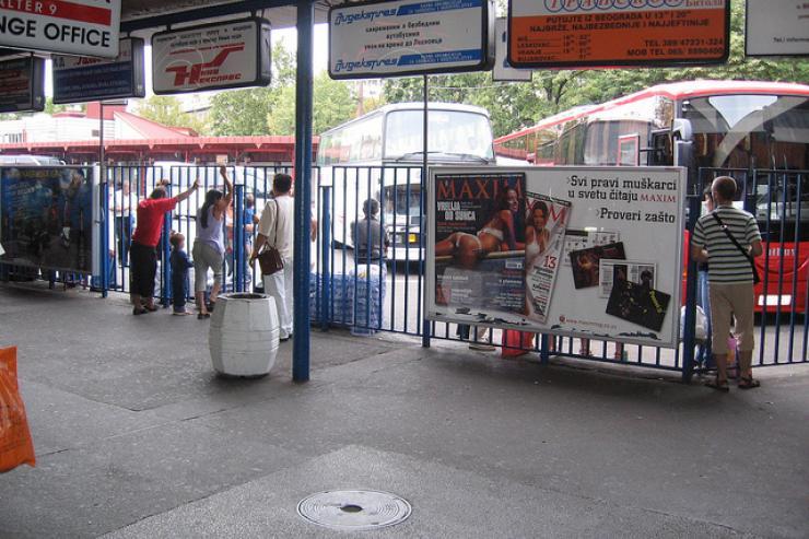 Beograd: zaplenjeno 5.490 paklica cigareta