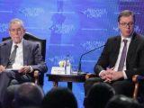 BEZBEDNOSNI FORUM: Vučić obećao – Srbija će učiniti sve što je do nje da održi mir