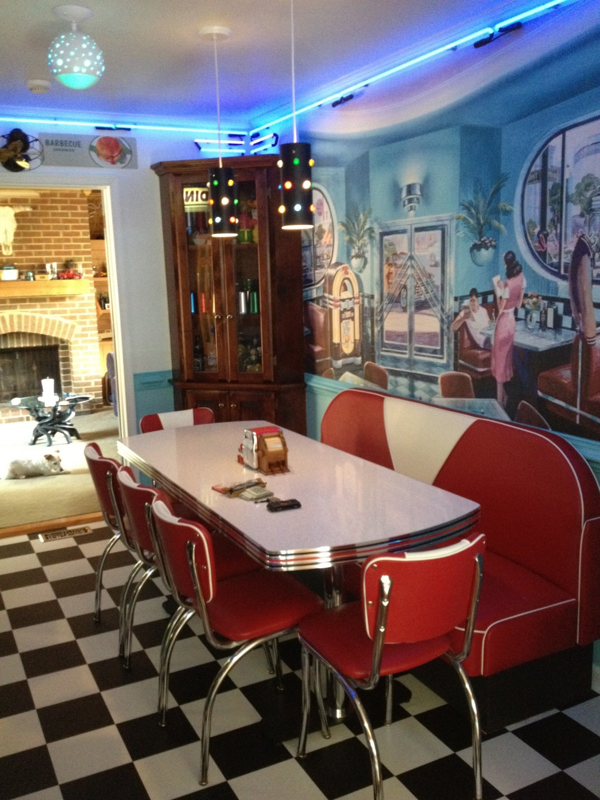 retro kitchen booth retro kitchen chairs Retro Kitchen Ideas Diner Booth Chairs Tables Home Diner