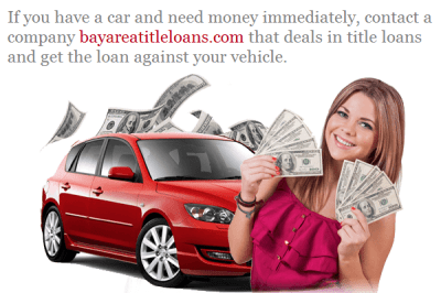 What are Title Loans and How Do They Work?   Bay Area Title Loans