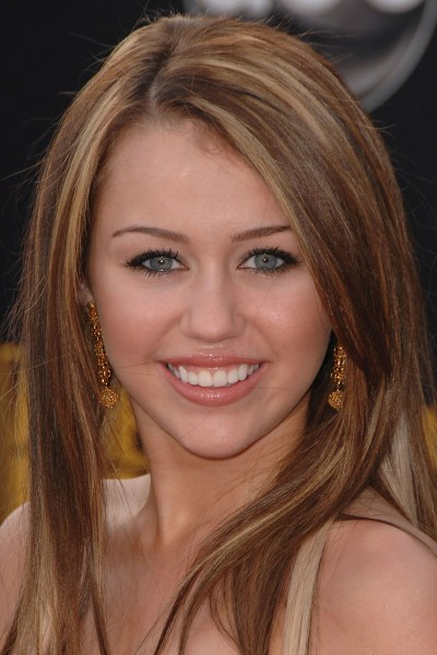 Miley Cyrus, Before and After - Beautyeditor