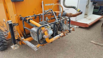 STS Portable Mud Mixing System | Beeman Equipment Sales