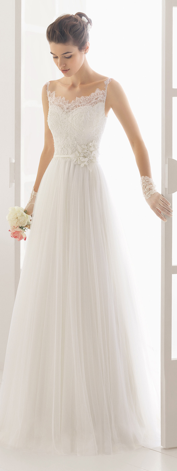 aire barcelona bridal collection part 1 wedding gowns Aire Barcelona Wedding Dress
