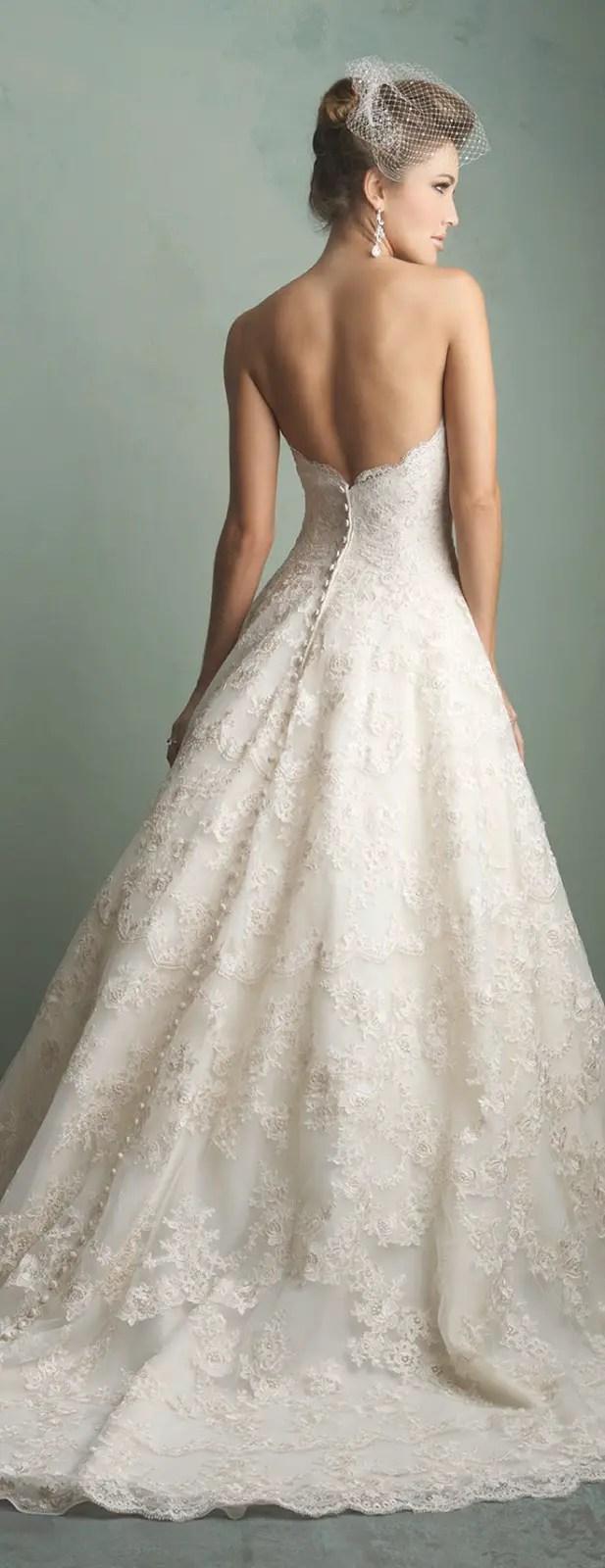best wedding dresses of best wedding dresses Best Wedding Dresses of Allure Bridals