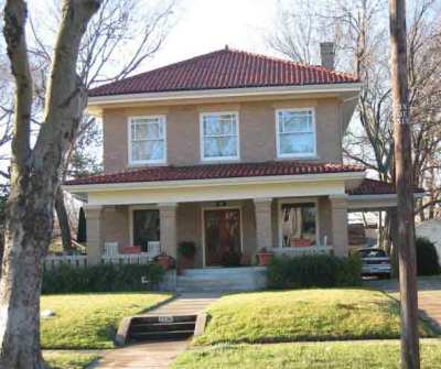 Home Styles | Belmont Addition Conservation District