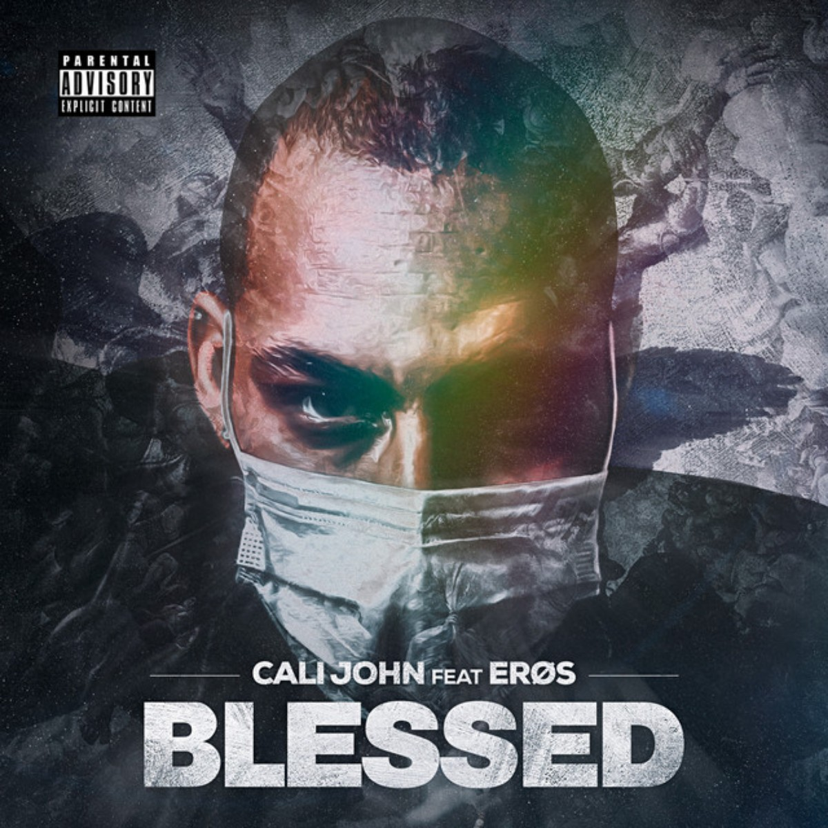 Cali John - Blessed (feat. Erøs)