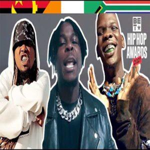 NGA x Didi B x Blxckie - THE BET CYPHER África