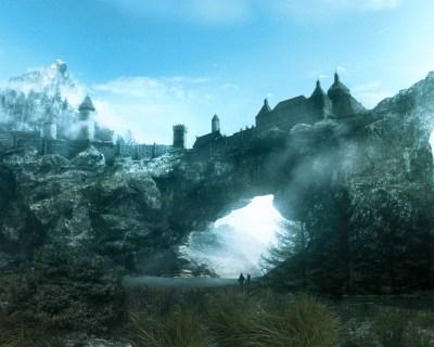 Download Wallpaper 1280x1024 The Elder Scrolls V: Skyrim HD game HD Background