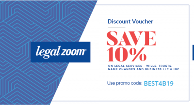 LegalZoom Promo Code and Review 2019