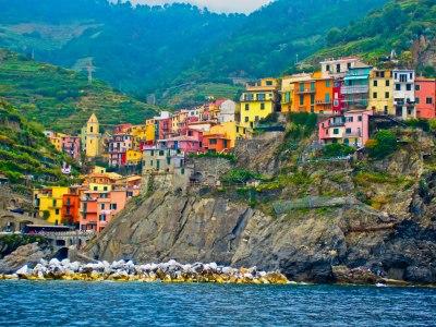 Honeymoon Spotlight: Cinque Terre, Italy | best day ever