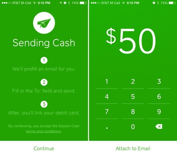 Cash – App for transferring money with no fee – Best iPhone Apps of 2016