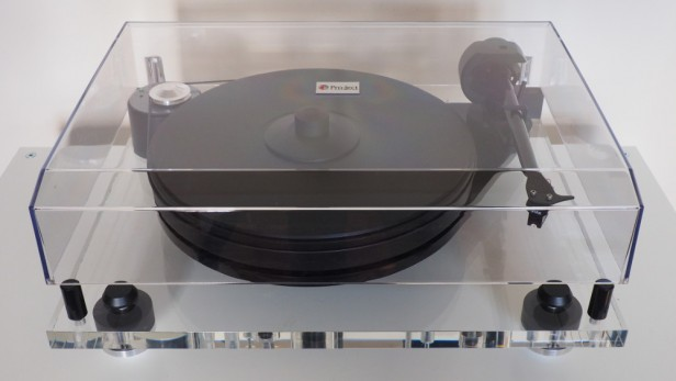Pro-Ject 6 Perspex SB 6