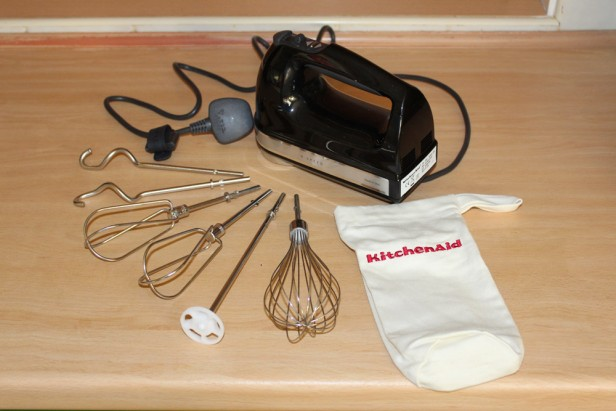 KitchenAid 9 Speed Hand Mixer Review