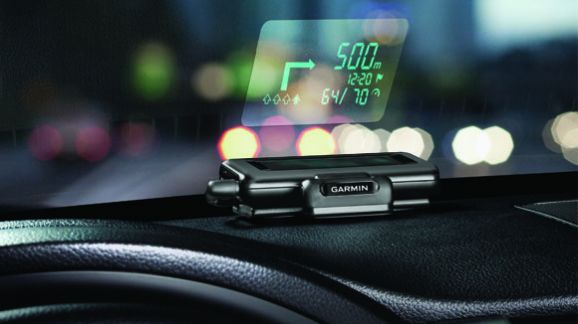 Garmin HUD Sat Nav  Review