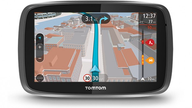 TomTom GO 5000 Sat Nav  Review