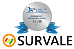 Survale Workforce Feedback and Analytics Platform Wins Brandon Hall…
