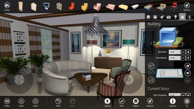 Live Interior 3D Pro for Windows 8 and 8.1