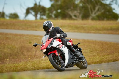 Review: 2015 Yamaha YZF-R3 - Bike Review