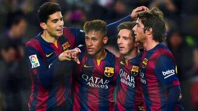 Copa del Rey: FC Barcelona schlägt FC Elche im Achtelfinal ...