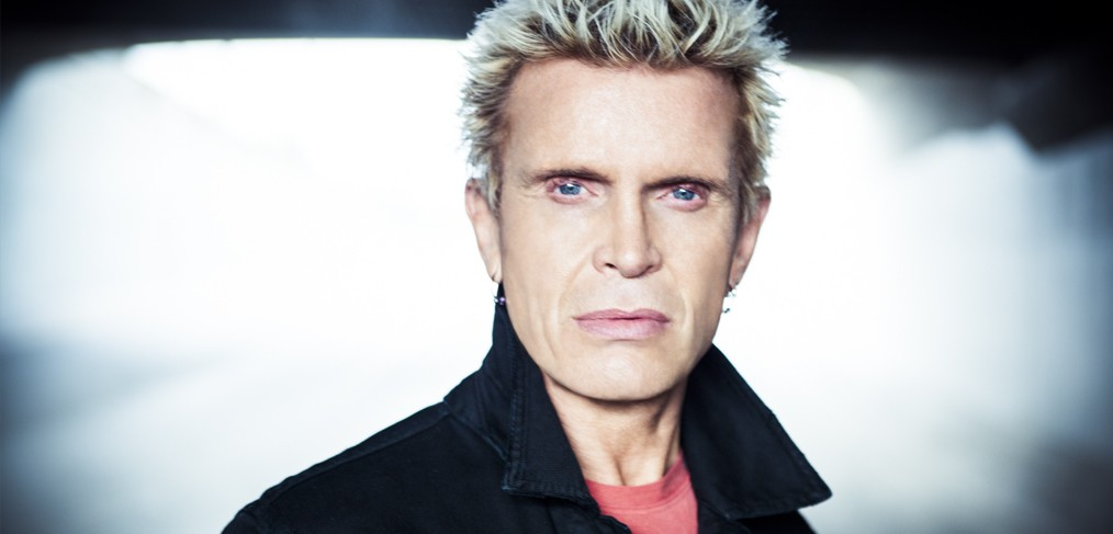 IDOL GETS HIGH OFF THE MUSIC   Billy Idol Billy Idol New Album