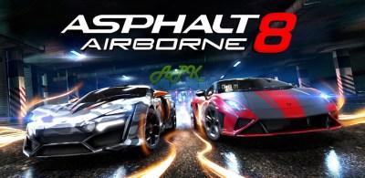 Asphalt 8: Airborne v1.9.0h [Mod Money] APK | The Sheen Blog