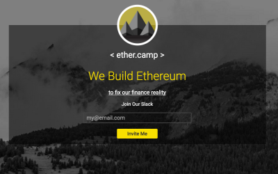 Ether.Camp Announces $50,000 Contest to Build the next Killer Blockchain-Based Application