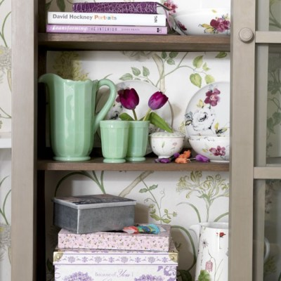 How to Use Wallpaper for Back-to-School – Brewster Home