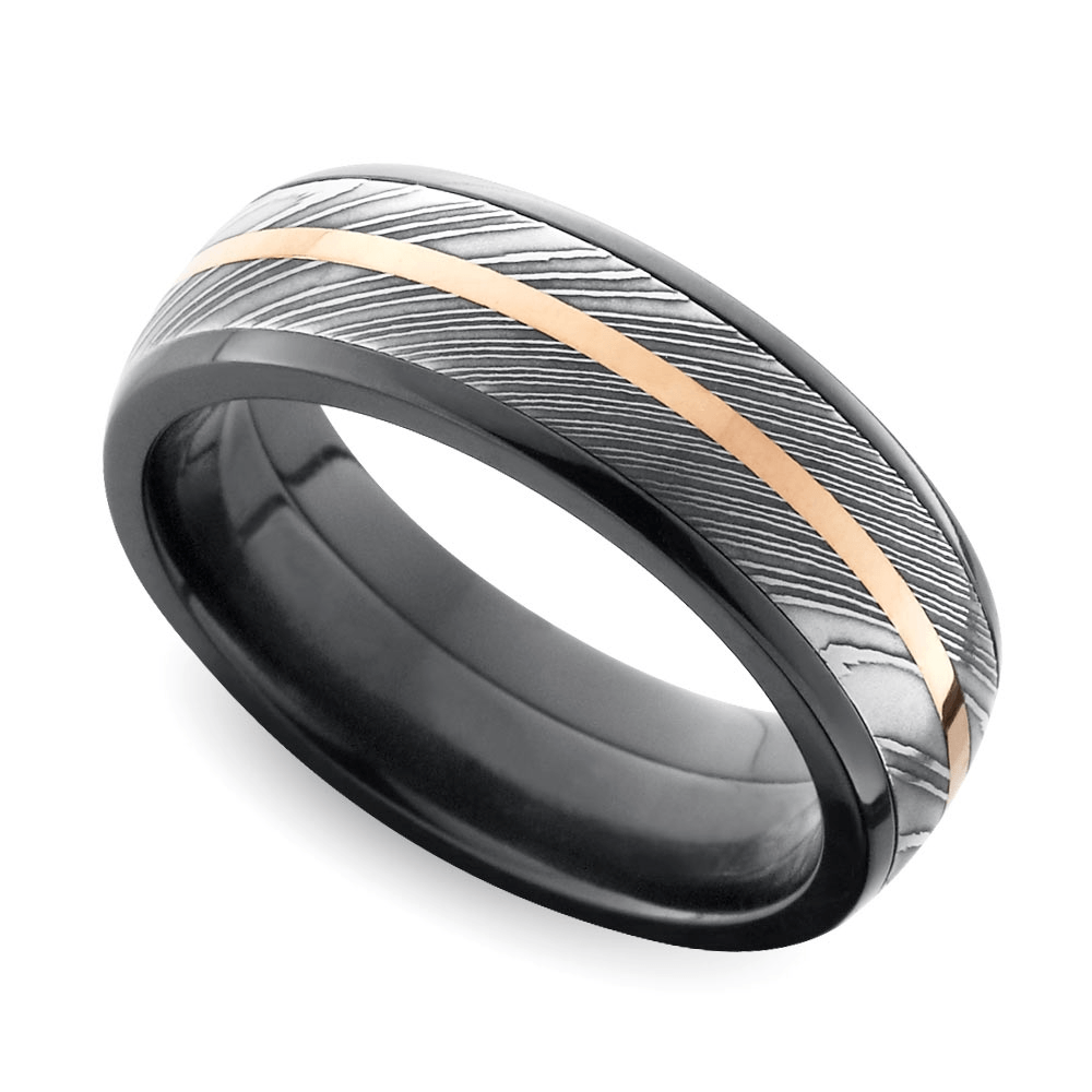 cool mens wedding rings that defy tradition outdoorsman wedding band cool mens wedding rings