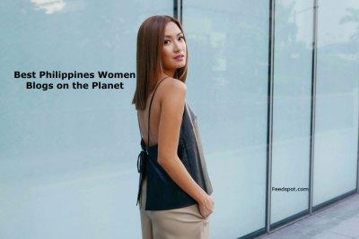 Top 15 Philippines Women Blogs, Websites & Newsletters in 2019