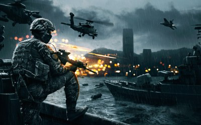 20 Awesome HD Battlefield Wallpapers - HDWallSource.com