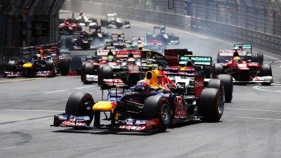 36 Fantastic HD Formula 1 Wallpapers