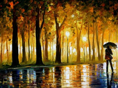20 HD Art Painting Wallpapers