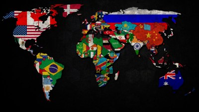 21 Fantastic HD World Map Wallpapers - HDWallSource.com