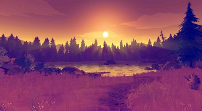 23 HD Firewatch Game Wallpapers