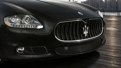 6 HD Maserati Logo Wallpapers
