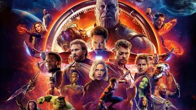 9 HD Avengers Infinity War Movie Wallpapers