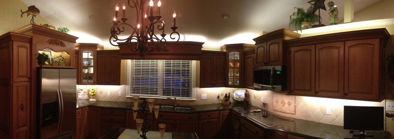 2 led kitchen light LED Under Cabinet Lighting Solutions Inspired LED