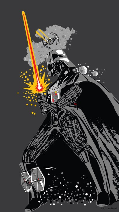 Star Wars iPhone Wallpaper