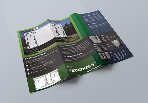 How to Create a Brochure that Captures Your Customers  Attention     Brochure Example