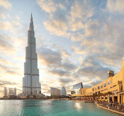 The Inside Story Of The Spectacular Burj Khalifa