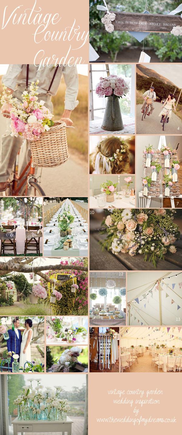 vintage country garden wedding ideas vintage wedding ideas vintage country garden wedding themes ideas