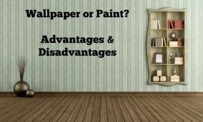 Wallpaper Or Paint? | Tradesmen.ie BlogTradesmen.ie Blog