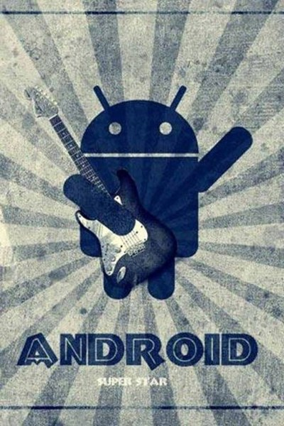 30 Different Android Mascot Styles for Androiders