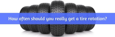 How often should you really get a tire rotation?