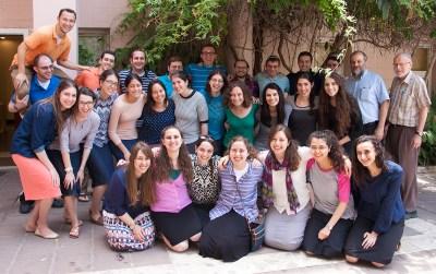 Israel's Leading Scientists Mentor YU Undergrads   Yeshiva University News