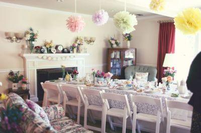 Bridal Shower - B. Lovely Events