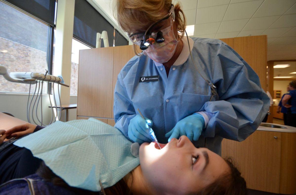 UCC oral cancer screenings help community, students | Ucc | nrtoday.com