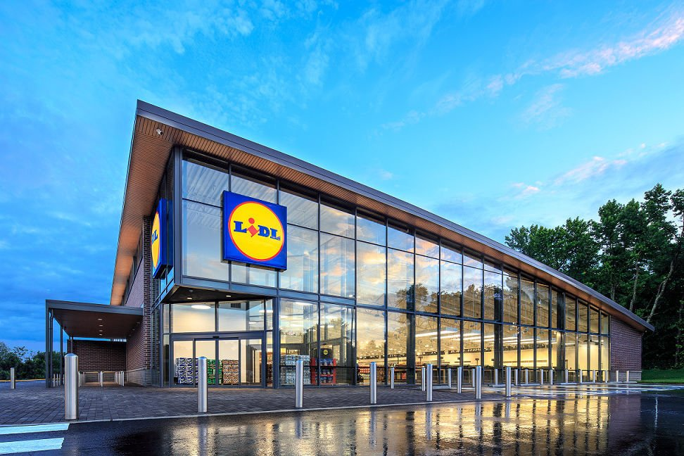New Lidl store in Spotsylvania is prototype for all of the chain s     Lidl US store exterior