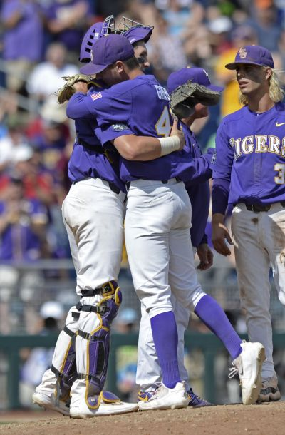 Rabalais: The 2017 Tigers already deserve a hallowed place in LSU baseball lore | LSU ...