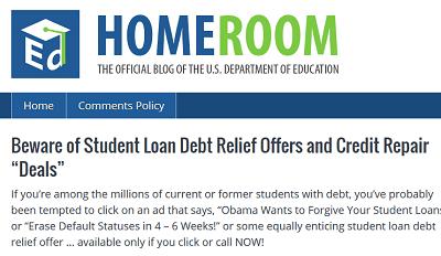 Student loan debt 'relief' operation shut down by Feds – bobsullivan.net